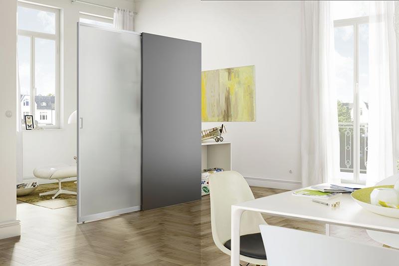 Térelválasztó szekrény